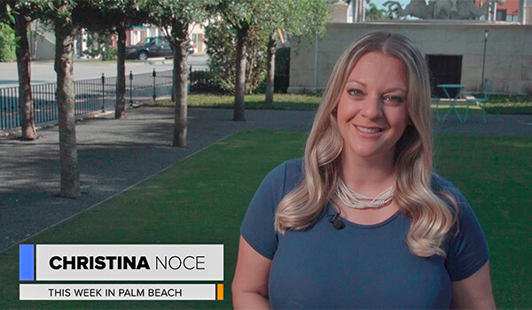 This Week In Palm Beach 7-27-2018