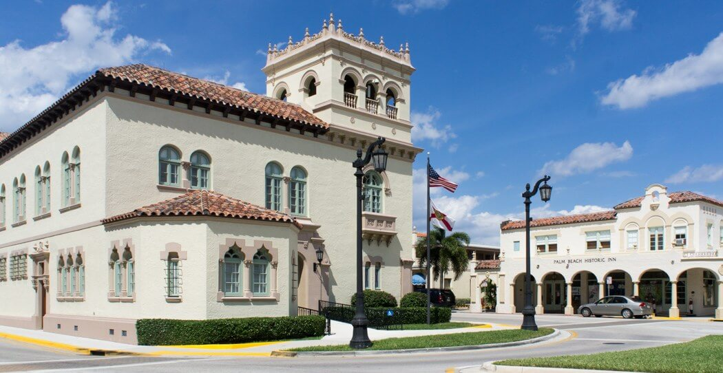 Town of Palm Beach Town Hall
