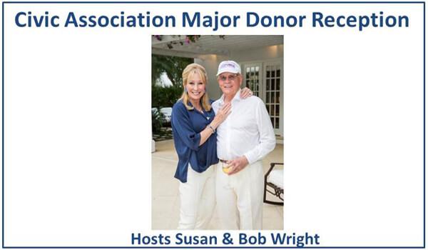 2018 PBCA Major Donors Reception