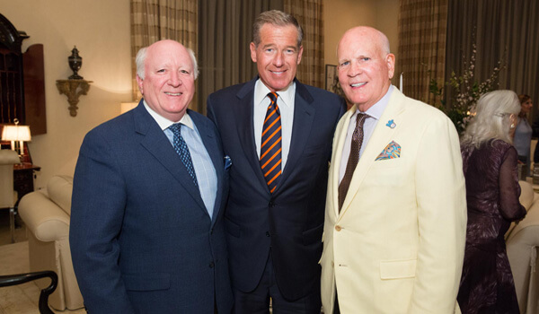 Photo: Jeff Smith, Brian Williams, Bob Wright