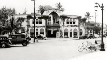 Paramount Theatre Circa 1920s