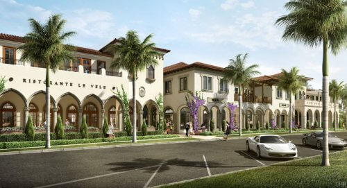 Royal Poinciana Way Redevelopment