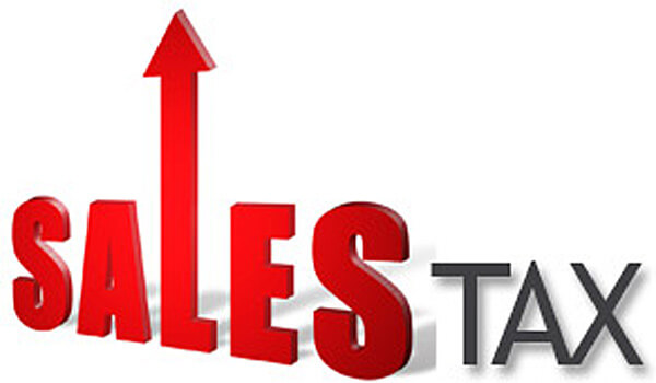 Sales Tax (the L is an up arrow)