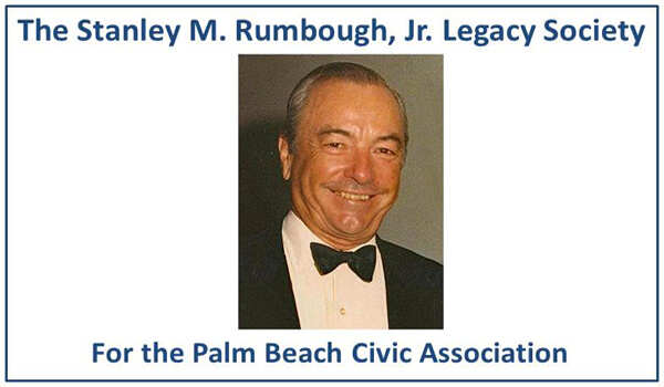 Stan Rumbough Legacy Society