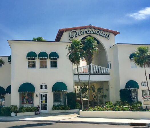 Paramount Theatre 2017