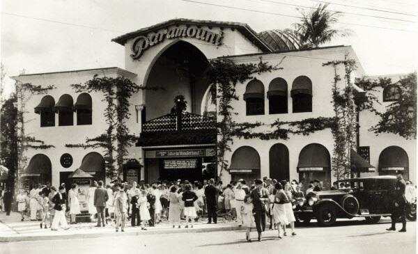 Paramount Theatre 1939