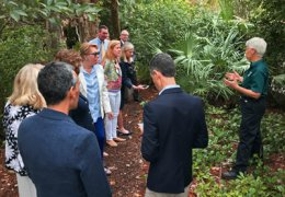 Civic Association Pan's Garden Tour in the Town of Palm Beach 5
