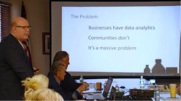Community Data Platform Presentation to the Civic Association