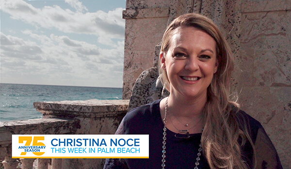 Palm Beach Civic Association video This Week In Palm Beach 3-8-2019