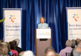 Palm Beach Mayor Gail Coniglio State-of-the Town Address