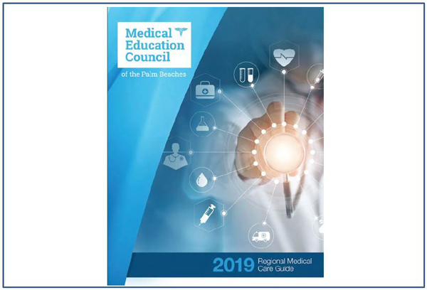 2019 Medical Care Guide Headline Cover