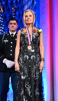 Jane Panattoni 34th Annual Ellis Island Award