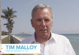 Tim Malloy Sea Turtle Season on Civic Association Palm Beach TV