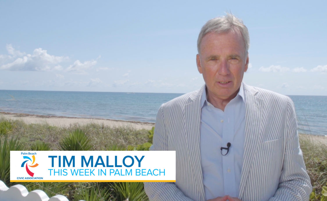 Palm Beach Civic Association -This Week In Palm Beach June 7, 2019