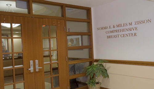 Norma E. & Miles M. Zisson Comprehensive Breast Center at Good Samaritan Medical Center