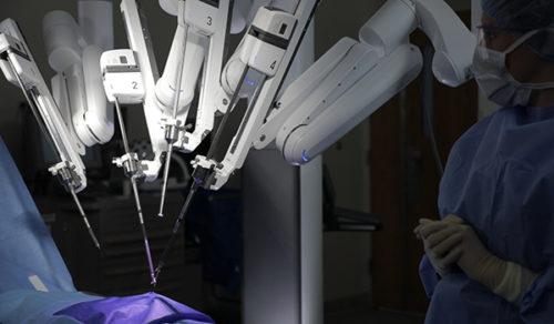 robotic surgery at Good Samaritan Medical Center