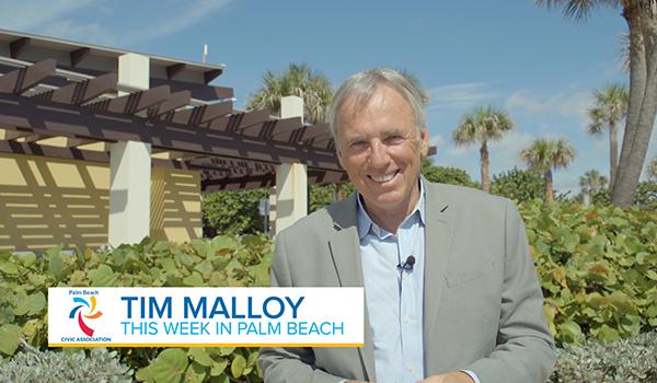Palm Beach Civic Association -This Week In Palm Beach July 26, 2019