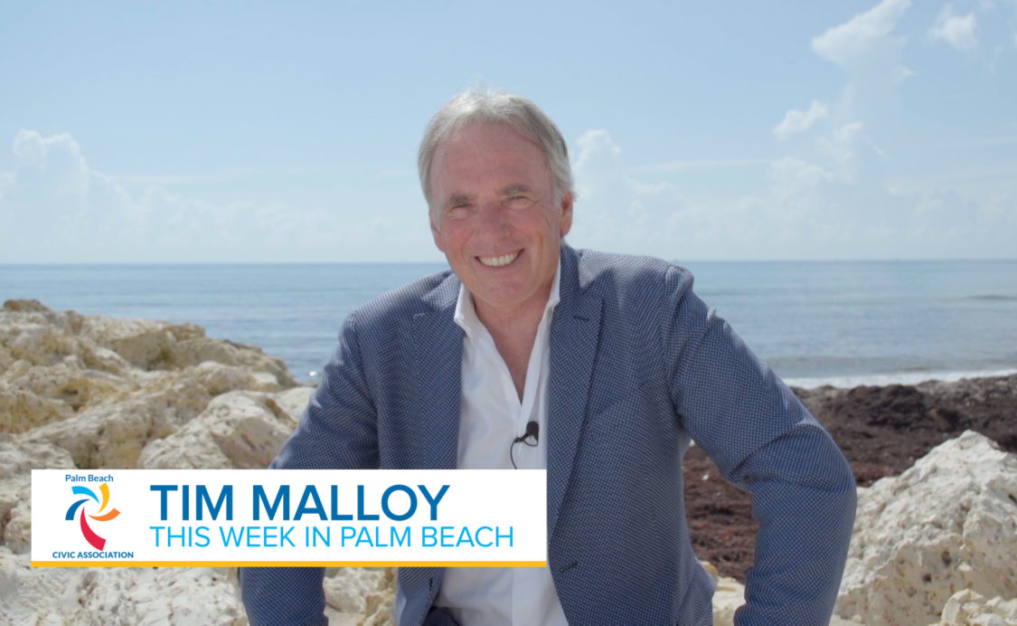 Palm Beach Civic Association -This Week In Palm Beach August 9, 2019