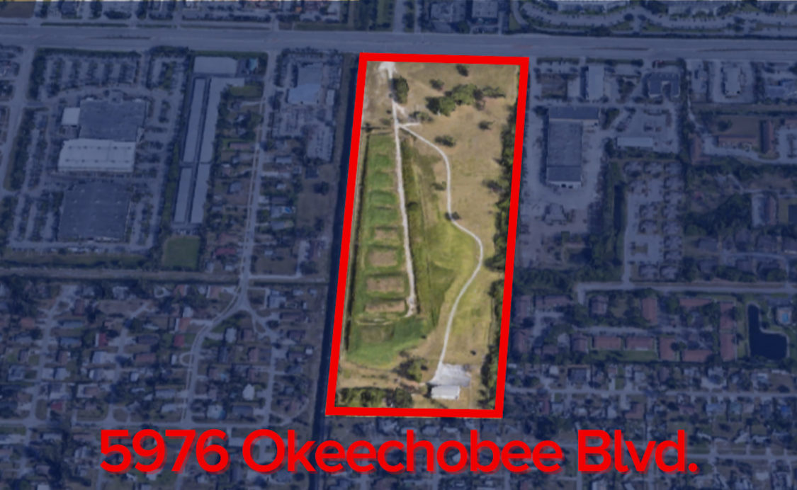 Spotlight: 5976 Okeechobee Blvd. Land Lease