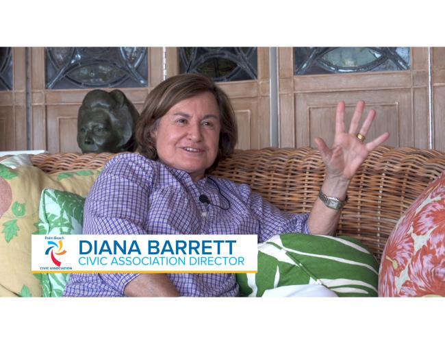 Spotlight: Diana Barrett