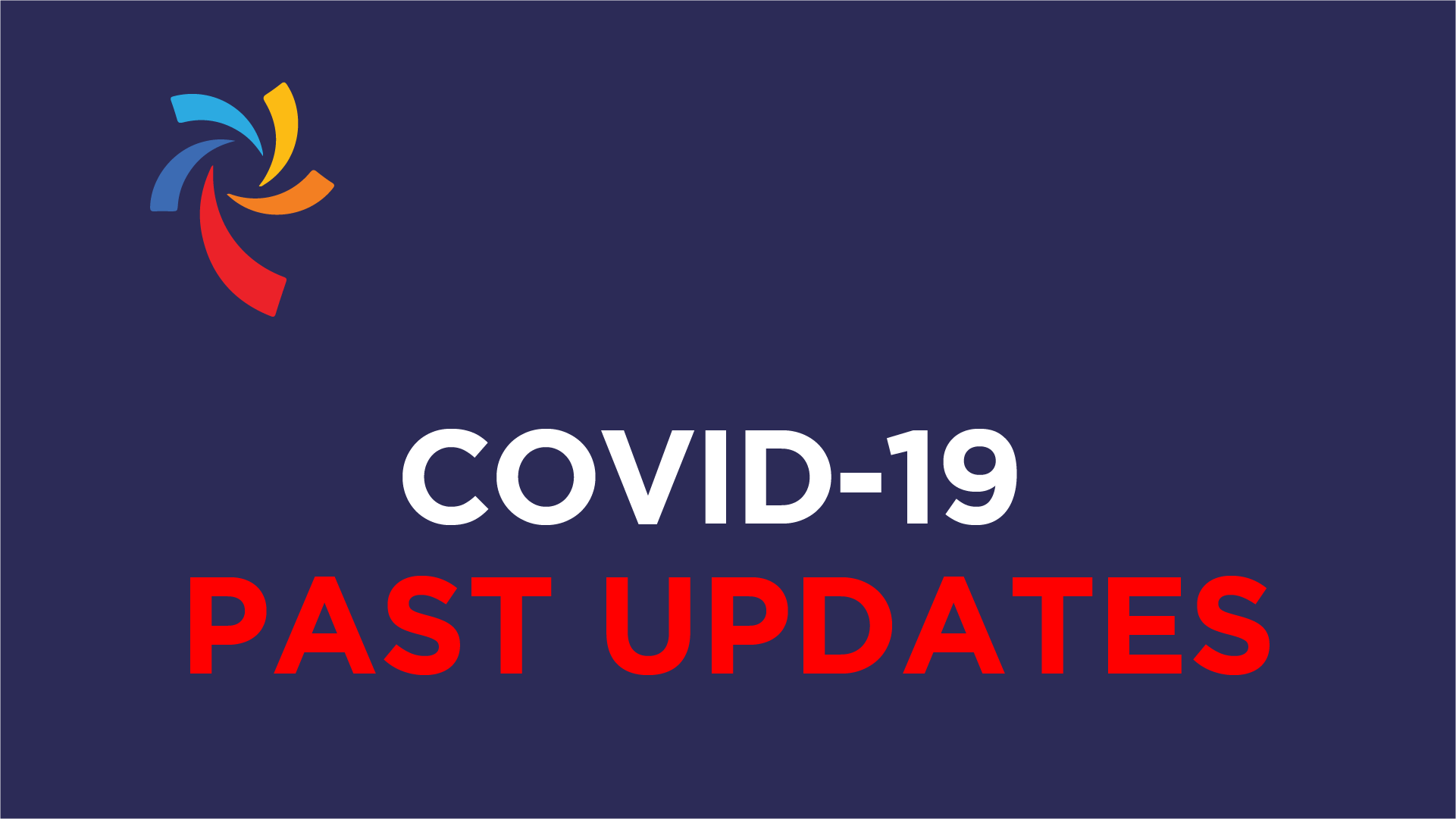 Palm Beach Civic Association COVID-19 Past Updates