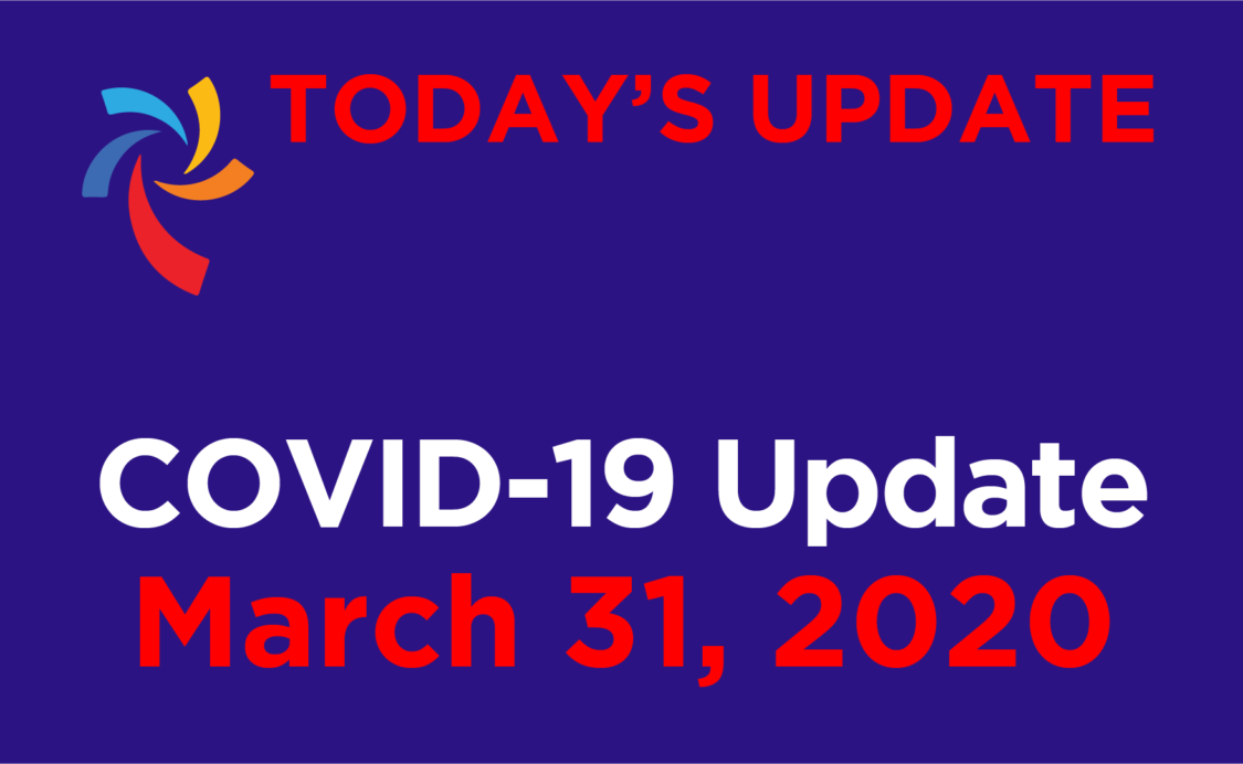Palm Beach TV COVID-19 Update March 31, 2020