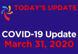 Palm Beach TV COVID-19 Update March 31, 2020