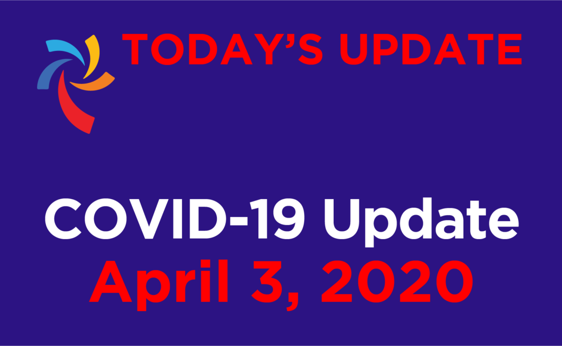 Palm Beach TV COVID-19 Update April 3, 2020