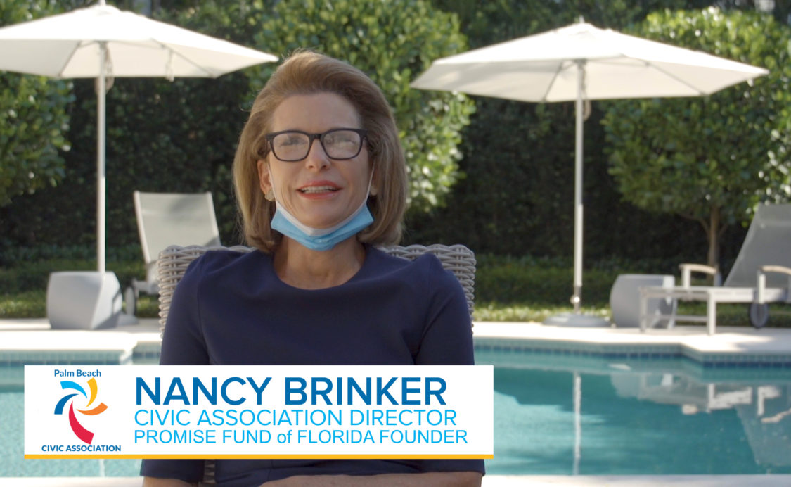 Spotlight: Nancy Brinker and the Promise Fund