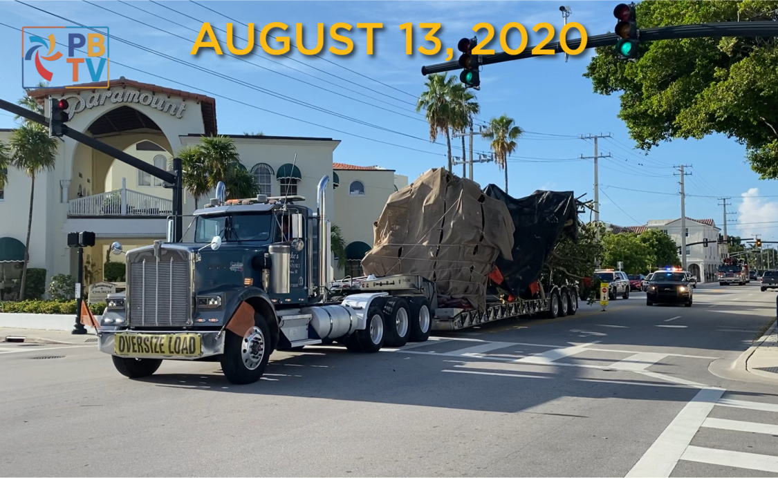 Palm Beach TV August 13, 2020