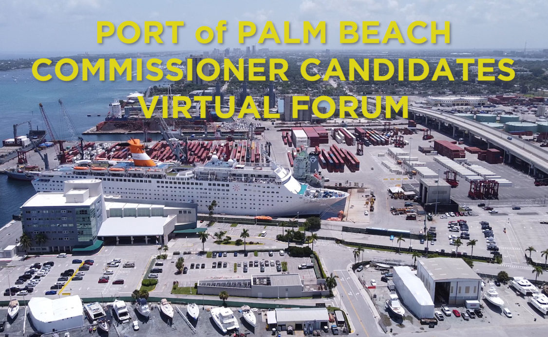 Port of Palm Beach Commissioner Candidates Virtual Forum