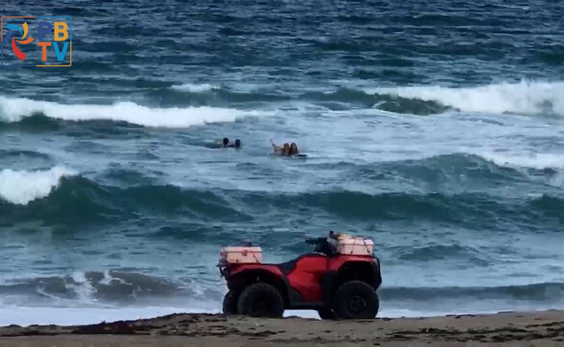 Beach TV - Lifeguard Rescue