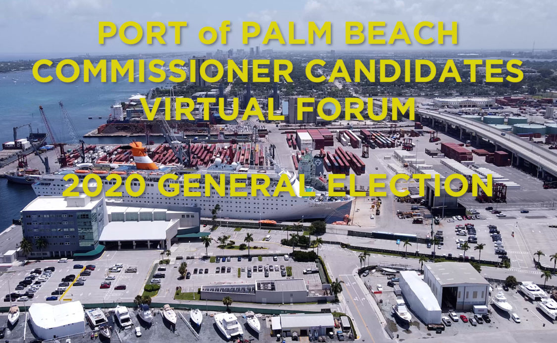 Port Commissioner Candidates Forum - 2020 General Election
