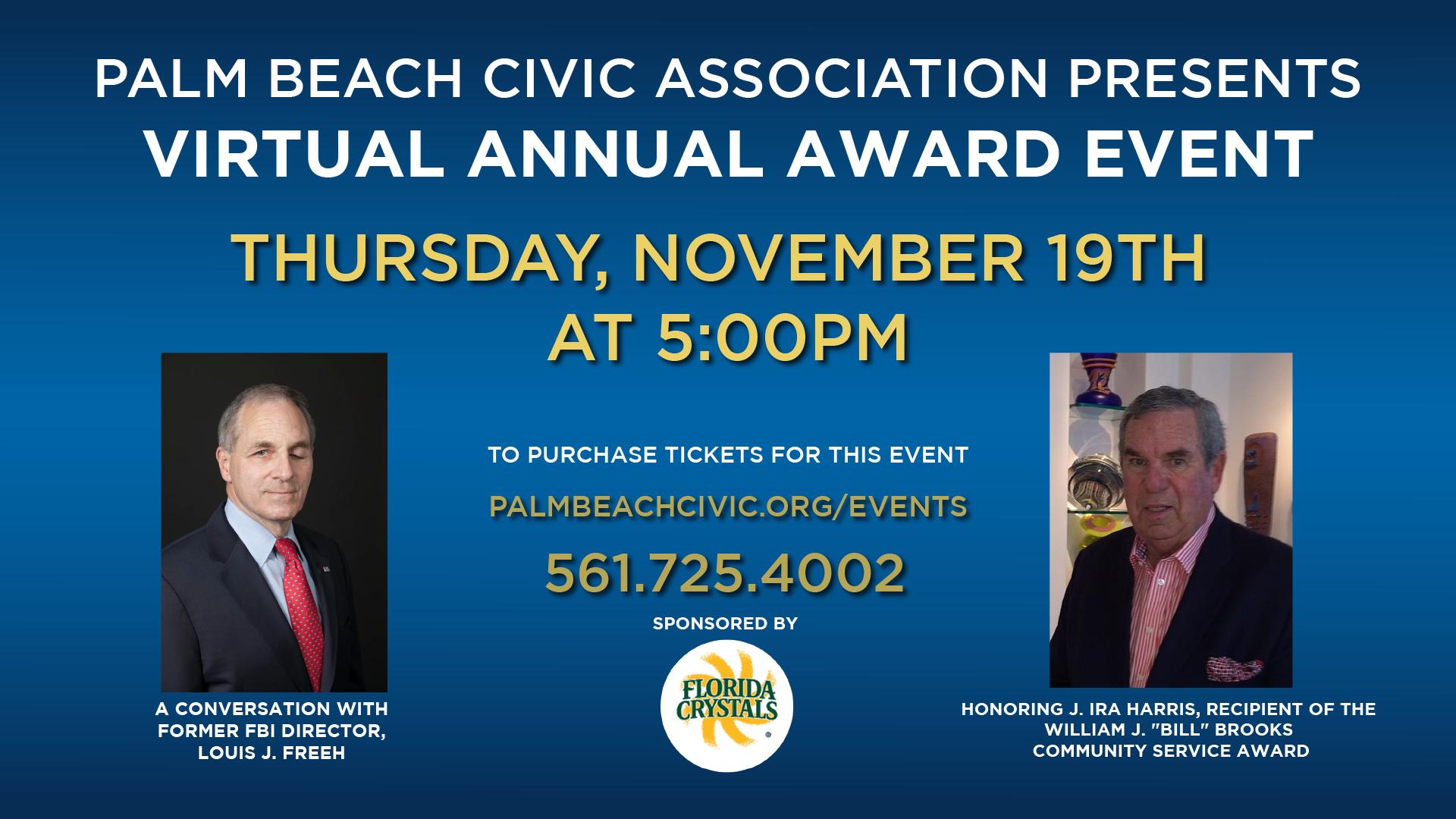PBCA 2020 Virtual Annual Award Event