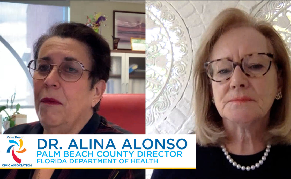 Dr. Alina Alonso section of Your Town Your Safety Your Well-Being - December 3, 2020