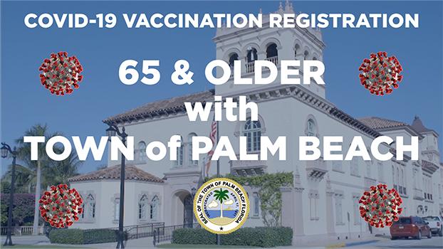 Vaccine Registration 65 & Older