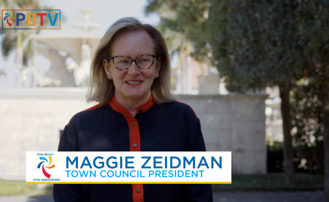 Maggie Zeidman gives update on Town Vaccination program January 26, 2021