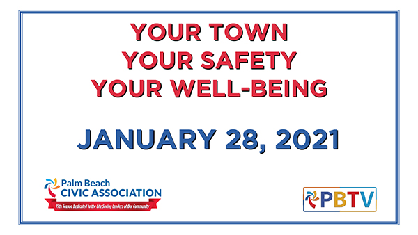 Your Town Your Safety Your Well-Being cover 1-28-2021