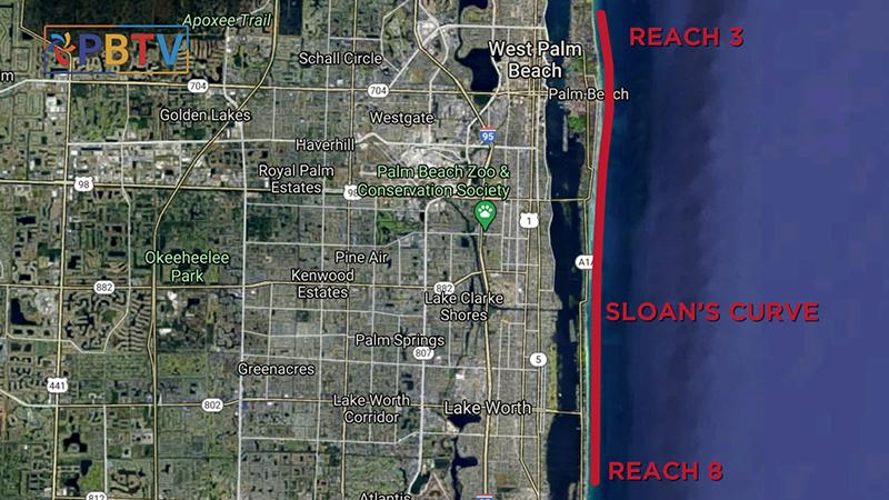 map reach3-reach8