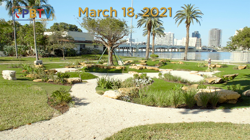Palm Beach TV March 18, 2021