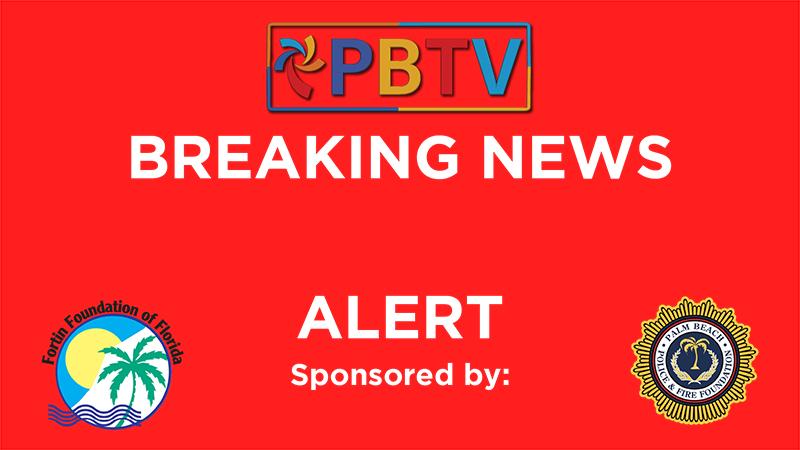 Palm Beach TV Breaking News Alert