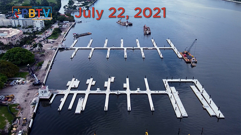 Palm Beach TV: July 22, 2021
