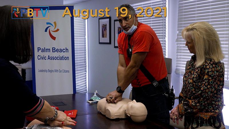 Palm Beach TV: August 19, 2021