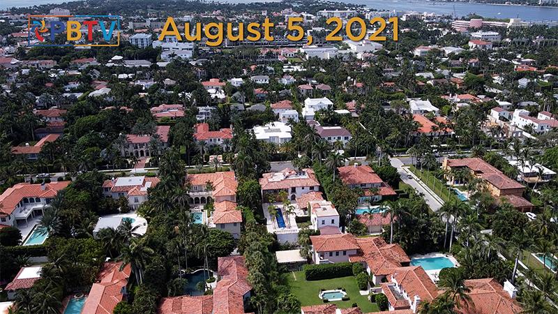 Palm Beach TV: August 5, 2021
