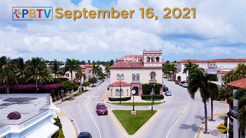 Palm Beach TV: September 16, 2021