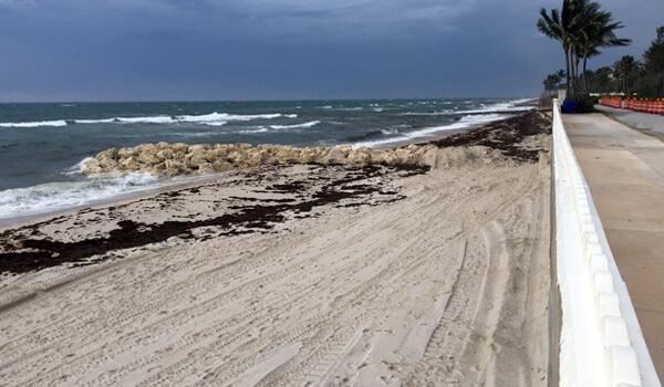 Midtown Beach Repair Groin