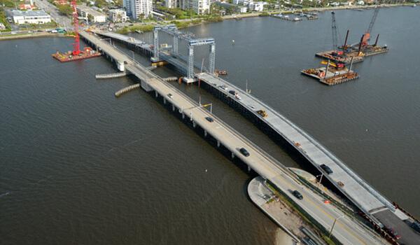 Southern Blvd Bridge Aerial
