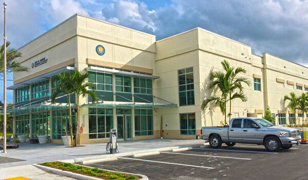 Palm Beach County Tax Collectors building