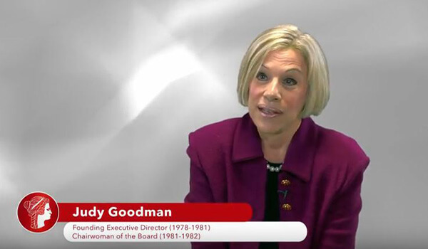 Judy Goodman Legacy Muse Award
