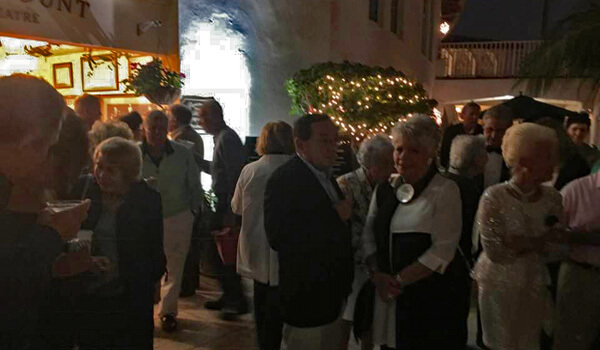 Paramount 90 Year Anniversary party